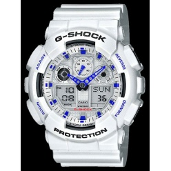 Casio G-SHOCK FALCON GA-100A-7A 20 BAR+ PUDEŁKO