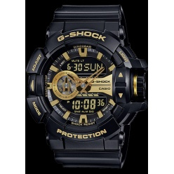Casio G-SHOCK LUKE GA-400GB-1A9 20 BAR+ PUDEŁKO