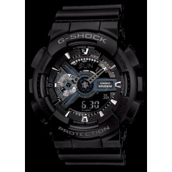 Casio G-SHOCK STRIKE GA-110-1BER 20 BAR+ PUDEŁKO