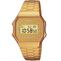 Zegarek unisex CASIO COLLECTION RETRO A168WG-9B