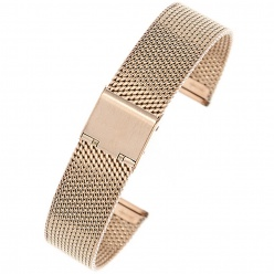 bransoleta mesh jk pro2203- ipg rose gold-22mm