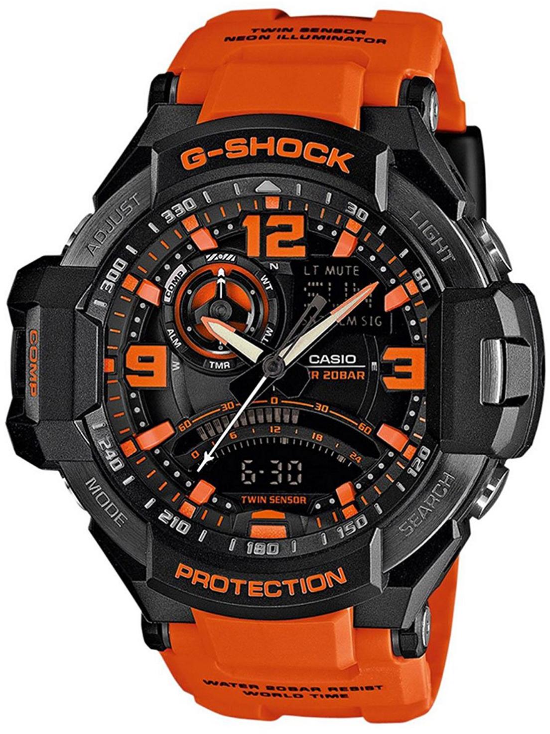 Casio Sport спортивные часы CasiobogRU