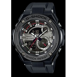 Casio  G-SHOCK - GST-210B  - 20 BAR+ PUDEŁKO