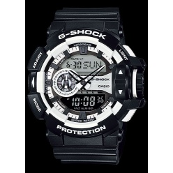 Casio G-SHOCK LUKE GA400-1A 20 BAR+ PUDEŁKO /2