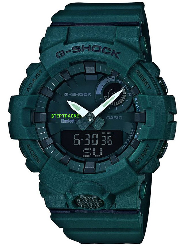 Casio GBA-800-3AER G-SHOCK zegarek męski bluetooth Connected