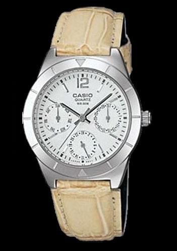 Zegarek damski Casio LTP 2069l 7A2 + PUDEŁKO 1670 alleTime
