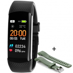SMARTBAND Rubicon RNCE59 black/green