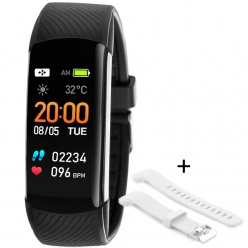 SMARTBAND Rubicon RNCE59 black/white