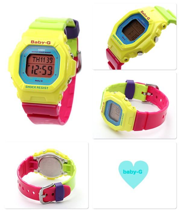 Zegarek damski Casio BABY G BG 5607 9ER + PUDEŁKO 2630