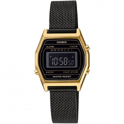 zegarek damski casio collection retro la690wemb-1bef