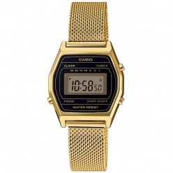 zegarek damski casio collection retro la690wemy-1ef