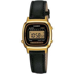 Zegarek damski Casio Retro Collection LA670WEGL-1EF