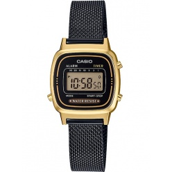 Zegarek damski Casio Retro Collection LA670WEMB-1EF