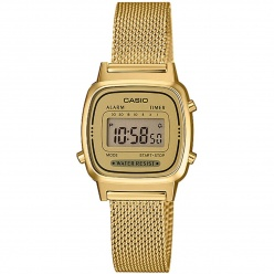 Zegarek damski Casio Retro Collection LA670WEMY-9EF