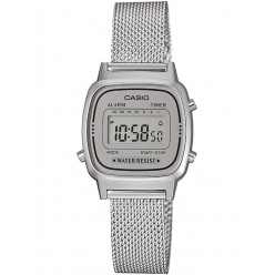 Zegarek damski Casio Retro Collection LA670WEM-7EF