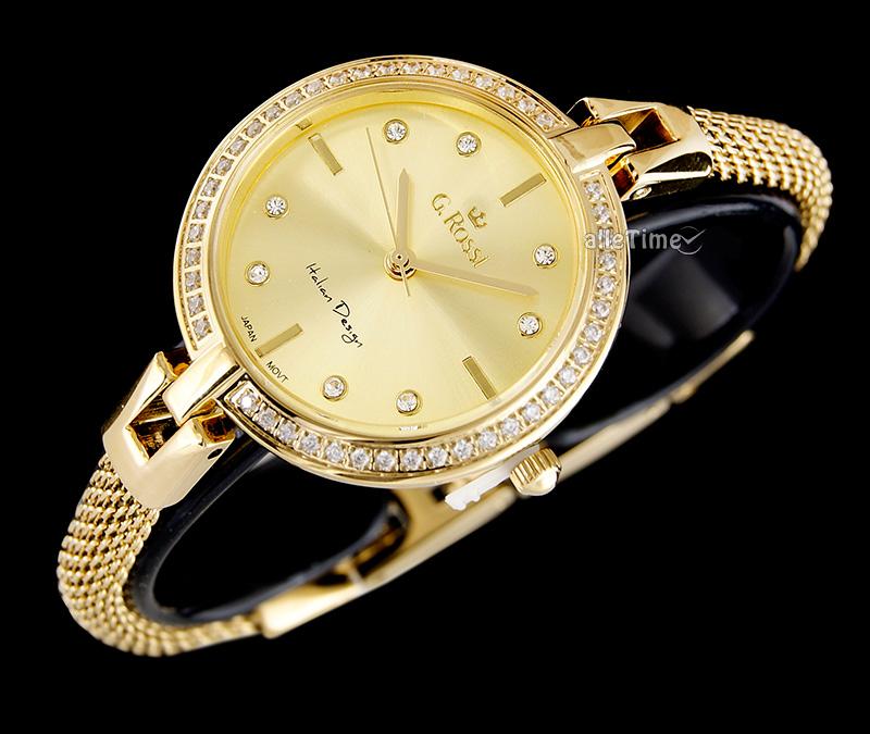 3a154c9dfa6281 Zegarek damski Gino Rossi AMBRI 10665D-4A LIMITED - 3277 - alleTime