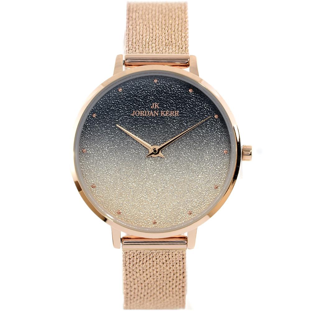 zegarek damski na bransolecie jordan kerr