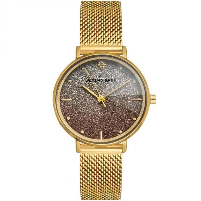 Zegarek damski Jordan Kerr Shine Złoty 2 10373 alleTime