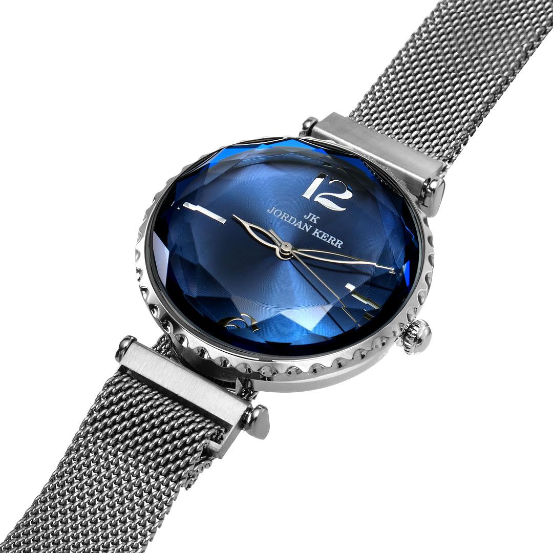 Zegarek damski Jordan Kerr L1006 ATECA 1A magnetyczna