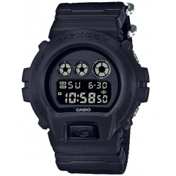 Zegarek męski Casio G-SHOCK MILITARY BLACK DW-6900BBN-1ER -31%