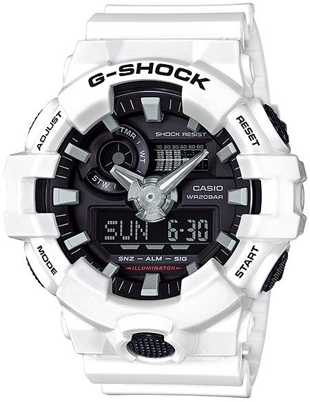 c6d65c1ce59b Zegarek męski Casio G-SHOCK GA-700-7AER - alleTime