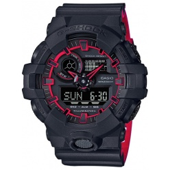 Zegarek męski Casio G-SHOCK GA-700SE-1A4ER - Layered Neon Color
