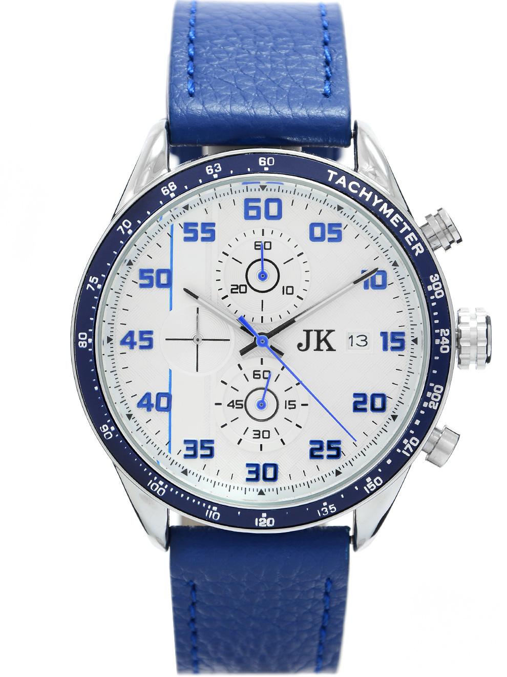 7a022c35fb0 Zegarek męski Jordan Kerr - Chronograf - stoper L105-1A - alleTime