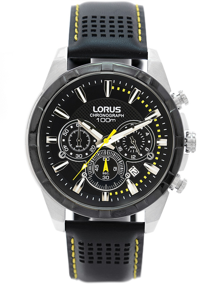 Zegarek męski Lorus RT309BX9 chronograf 4440 alleTime