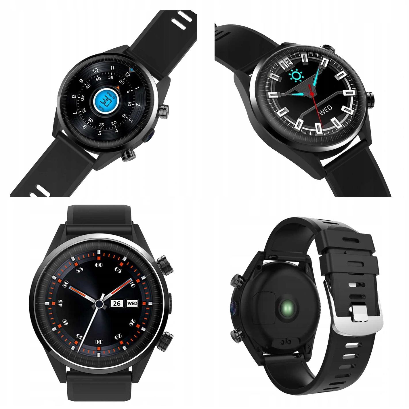 zegarek męski z androidem smartwatch