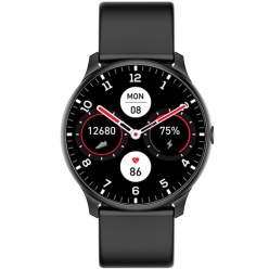 Zegarek  SMARTWATCH rubicon - RNCE61-Black