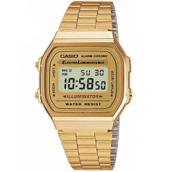 Zegarek unisex CASIO COLLECTION RETRO A168WG-9EF