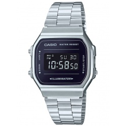 Zegarek unisex CASIO COLLECTION RETRO A168WEM-1EF
